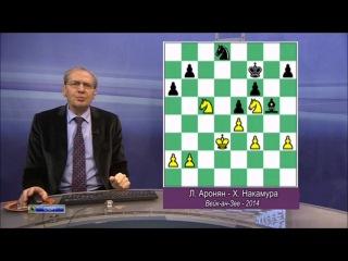 "Tata Steel Chess (Вейк-ан-Зее). 3-4 туры (""Шахматное обозрение"". Эфир от 16.01.2014)"